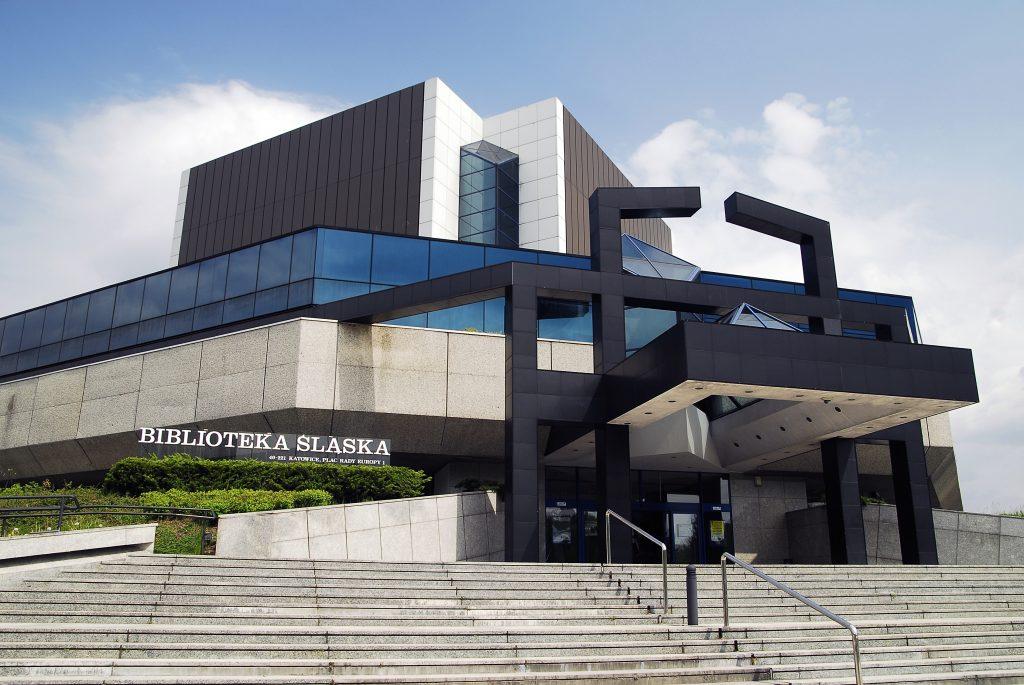 Projekt Biblioteka Śląska