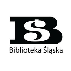 Logo biblioteki Śląskiej